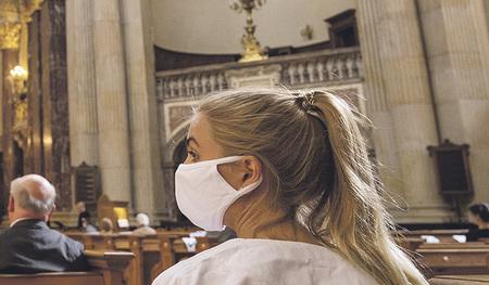 Kirche Maskenpflicht